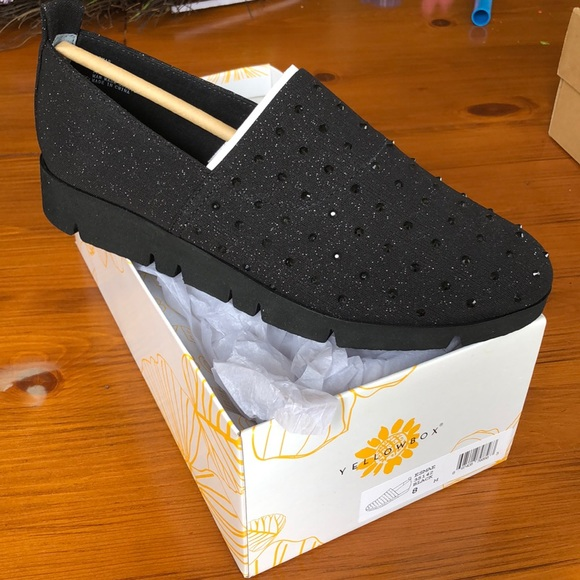 Yellow Box Esmae Shoe | Poshmark